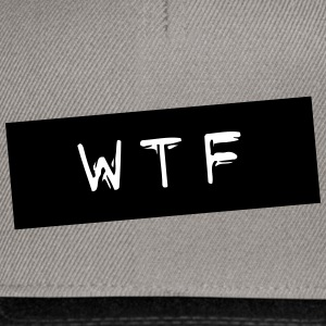 WTF - Casquette snapback