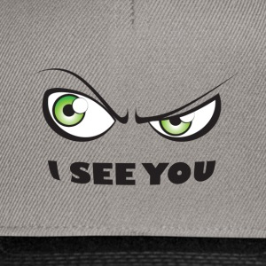 I See You Vert - Casquette snapback