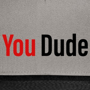 YouDude - Social Media Friends - Snapbackkeps