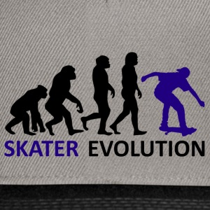 ++ ++ Skater Evolution - Snapback-caps