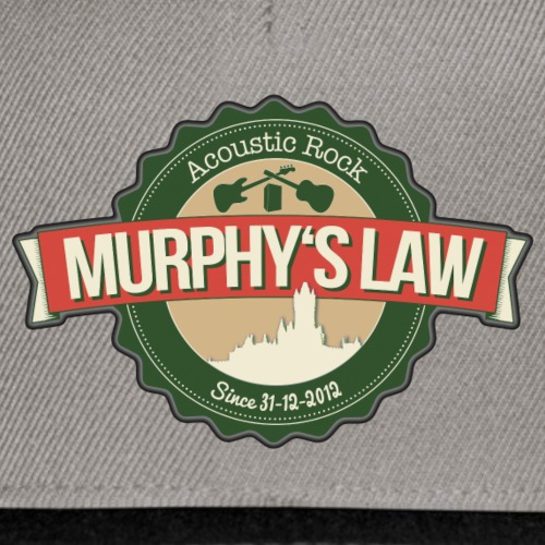 Murphy's Law - Snapback Cap