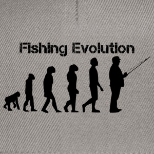 Fishing Evolution - Snapback Cap