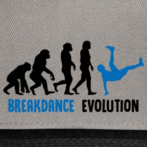 ++ ++ Breakdance Evolution - Snapback-caps
