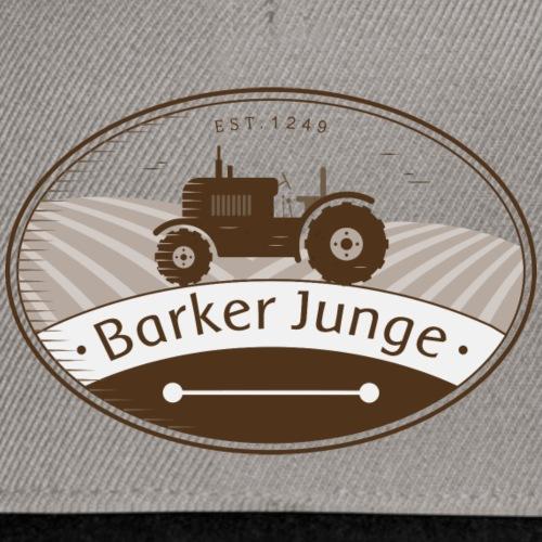 Barker Junge Solo - Snapback Cap