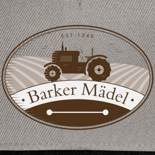 Barker Maedel Solo - Snapback Cap