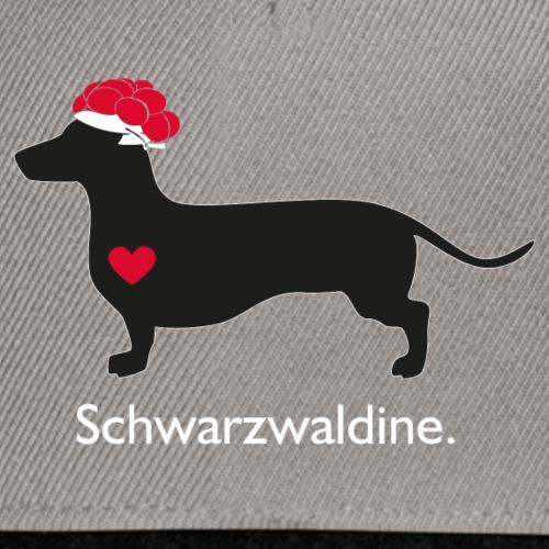 Dackel Schwarzwaldine - die Schöne