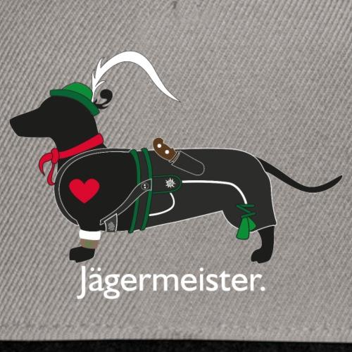 Dackel Jäger - Der Meister des Waldes - Snapback Cap