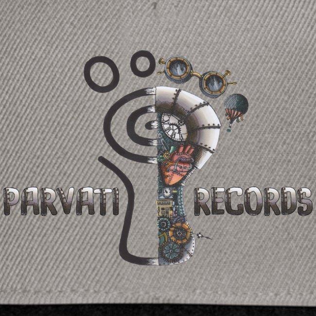 Steampunk logo by Luisa Fachini