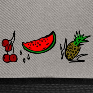 FRUITS - Snapback Cap