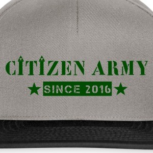 Citizen Tripad green - Snapback Cap