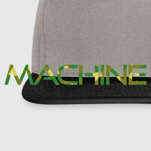 MACHINE - Snapback cap
