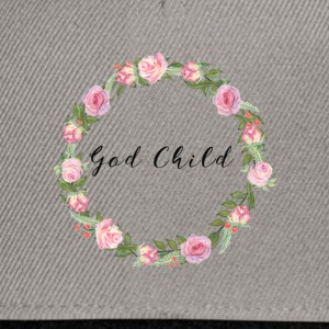 God Child T-shirt - Snapback Cap