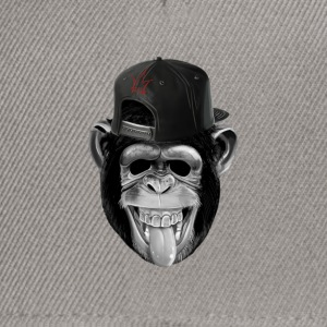 AFFE/MONKEY COOL COLLECTION - Snapback Cap