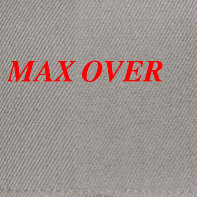 Max Overs