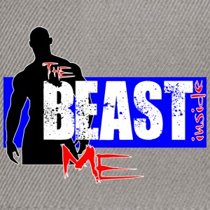 The Beast inde Me - Snapback Cap