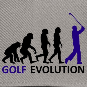 ++ ++ Golf Evolution - Snapback Cap