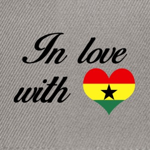 In love with Ghana - Snapback Cap
