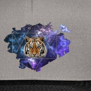 Galaxy Tiger - Snapback Cap