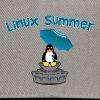 linux summer - Snapback Cap