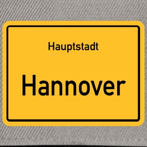 City of Hannover - Snapback Cap
