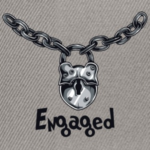 Engaged Chained - Snapback Cap