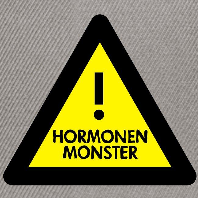 Hormonen monster ( zwanger )