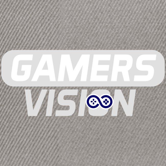 GamersVisionlogo Grijs