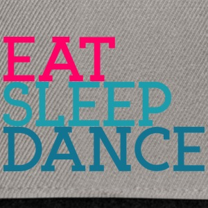 Eat Sleep Dancing - Snapback Cap
