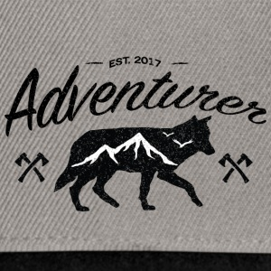 Adventurer Original - Snapback Cap