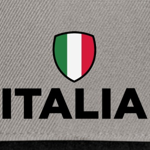 National Flag Of Italy - Snapback Cap