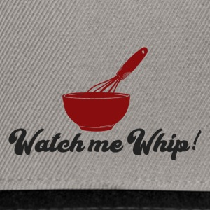 Koch / Chefkoch: Watch Me Whip! - Snapback Cap
