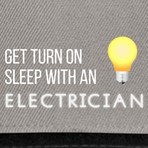Electricians: Get turn on sleep with at Electrician - Snapback Cap