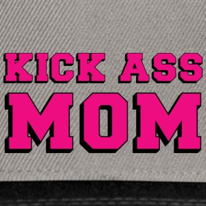 Kick Ass MOM - Casquette snapback