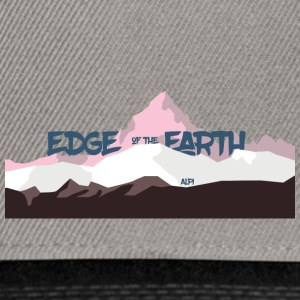 The_Edge_of_the_Earth - Casquette snapback