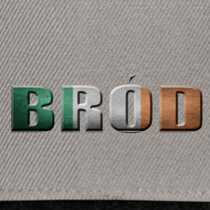 BROD IRLAND STOLTHED IRLAND Patricks Day - Snapback Cap