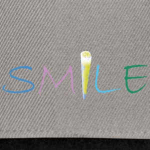 smile joint - Snapback Cap