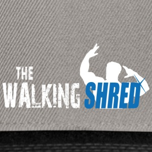 Le Shred Walking - Casquette snapback
