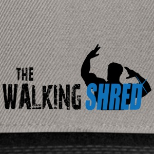 The Walking Shred - Czapka typu snapback