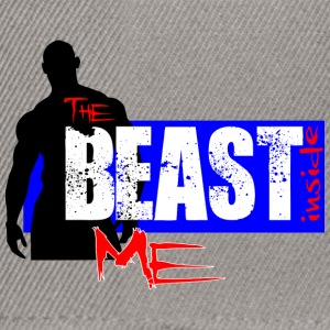 Do you have the BEAST INSIDE you? - Snapback Cap