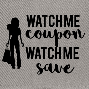 Couponing / Gifts: Watch me Coupon ... - Snapback cap