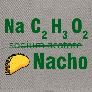 Periodic table: Na C2 H3 O2 - Nacho - Snapback Cap