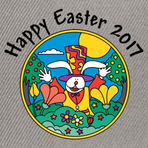 Happy Easter 2017 - Snapback Cap