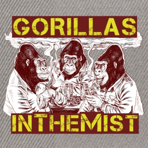 Gorillas in the Mist - Snapback-caps