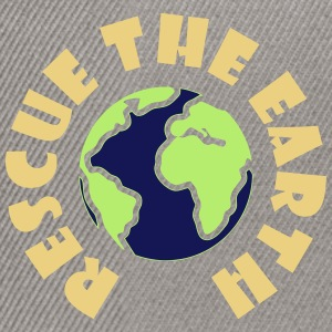Protects the Earth - Snapback Cap