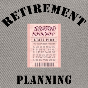 Retirement Planning - Snapback Cap