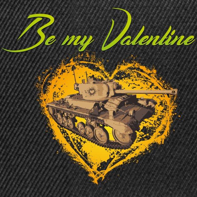 Glowing Valentine Heart