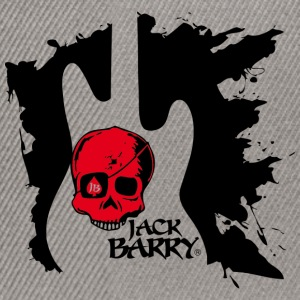 Jack Barry Skull - Snapback-caps