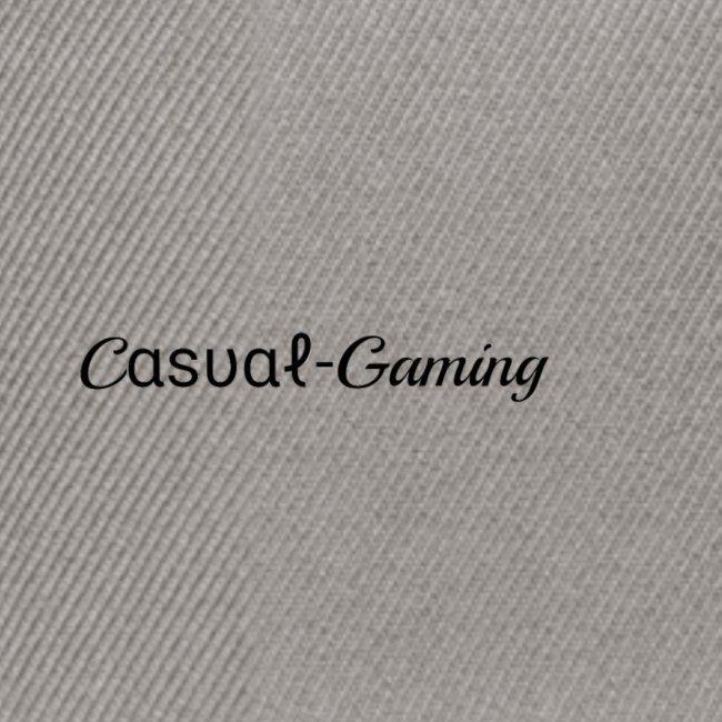 Casual-Gaming-Schriftzug