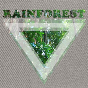 Rainforest - Casquette snapback
