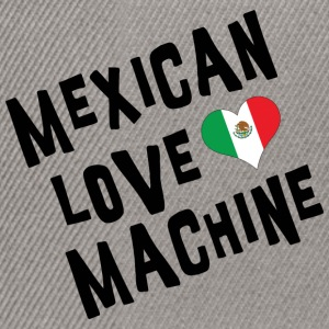 Love Machine mexicaine - Casquette snapback